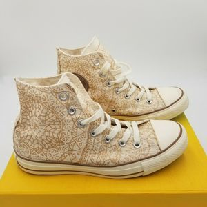 Converse All Star High-Top Sneakers Tribal, Size 8